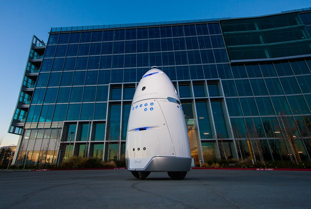 Silicon Valley Security Guard Robot Injures Toddler