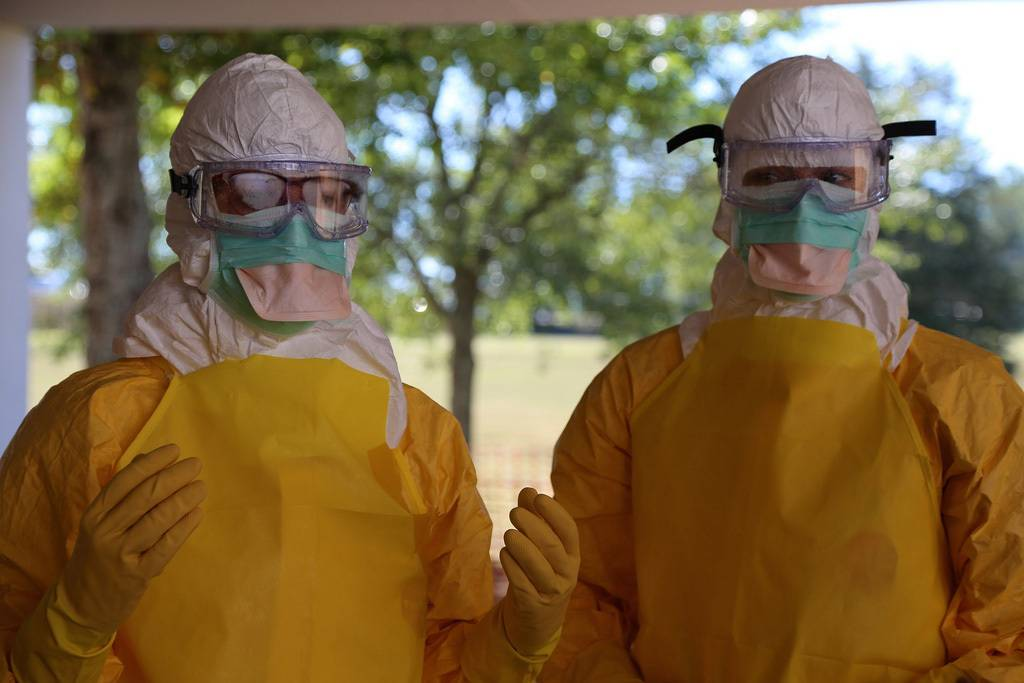 Report: Americans Were Unscientific Jerks About The Ebola Outbreak