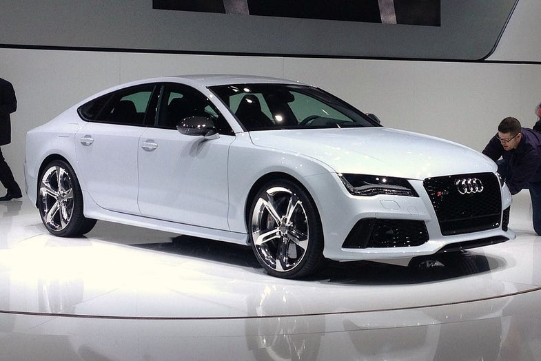 Audi Claims Self-Driving Car Set Speed Record At 149 MPH