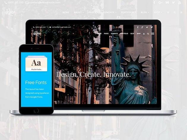 Visualmodo WordPress Themes: Lifetime Membership