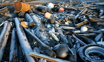 Alaska Is Airlifting Trash That Washed Up From The 2011 Tsunami In Japan