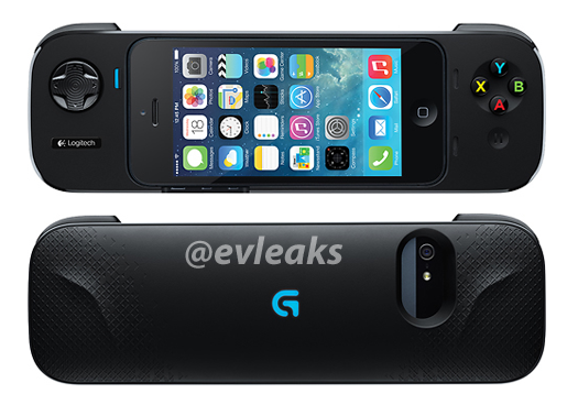 Logitech's Idea For An 'Official' iPhone Game Controller (Probably)