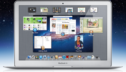 The Five Best Forward-Thinking Features in Mac OS X Lion