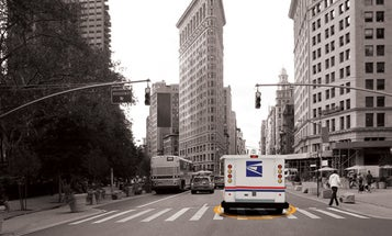The Postal Network: USPS Trucks Could Monitor Air Quality, Road Conditions and Traffic Nationwide