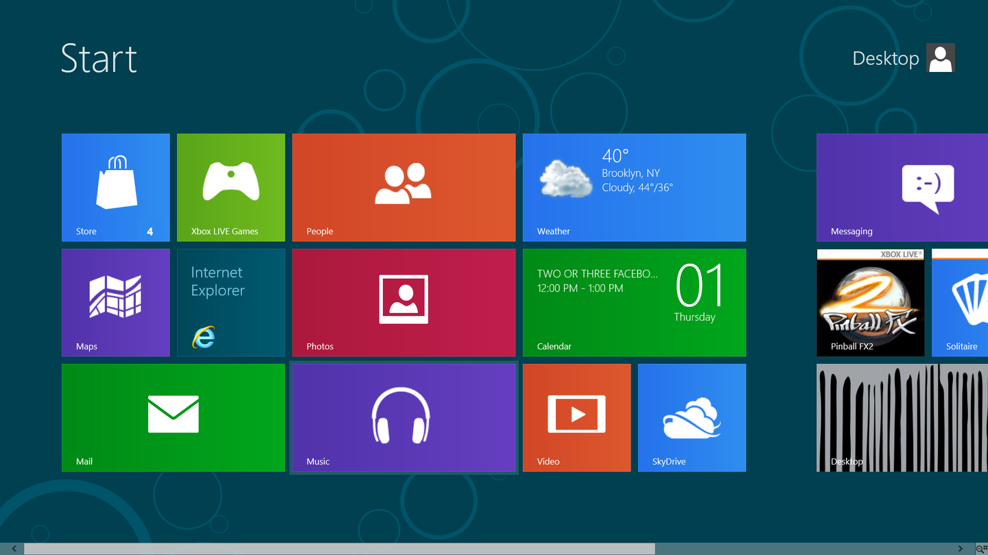 Hands-On: Windows 8 Brings Tablet-Style Simplicity To The Desktop