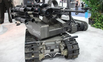 The Coolest Warbots, Drones, and Unmanned Tech at the Robotic Systems Show