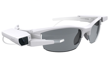 Sony Device Aims To Turn Any Glasses Into Smart Glasses
