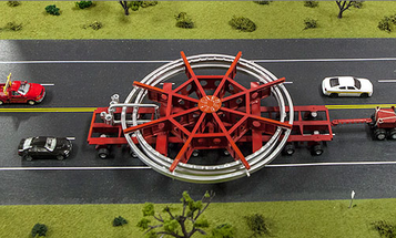 Shipping A 50-Foot Magnet Across The U.S., For Physics