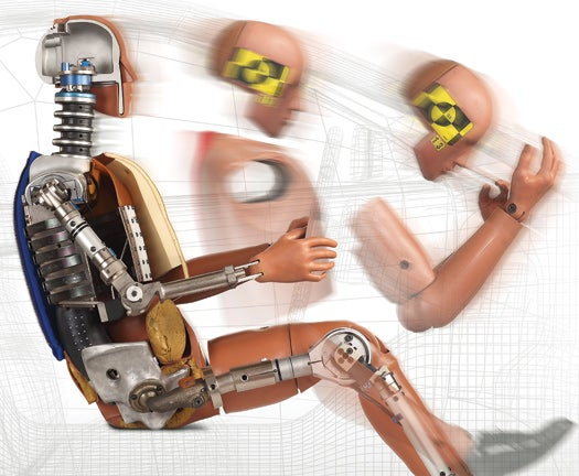 How It Works: A Smarter Crash-Test Dummy