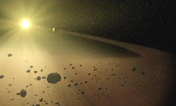 Canada Hunts for Killer Asteroids