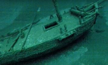 Shipwreck From Early 1800s Discovered in Lake Ontario