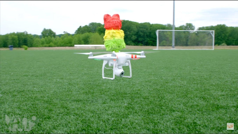Pinata Drone