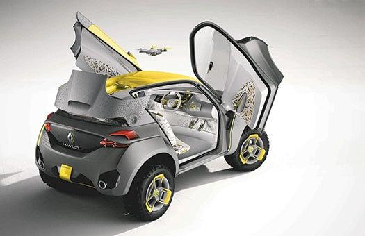 car drone