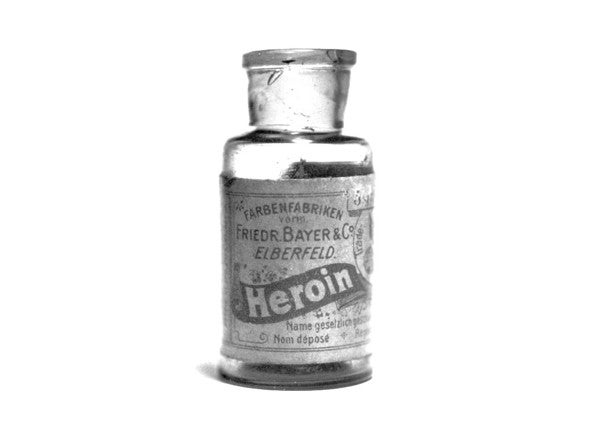 The Immune Infliction of Heroin Addiction