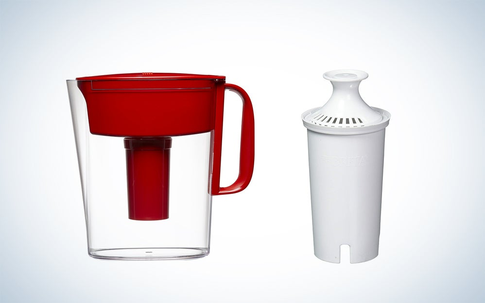 Brita pitchers and filters