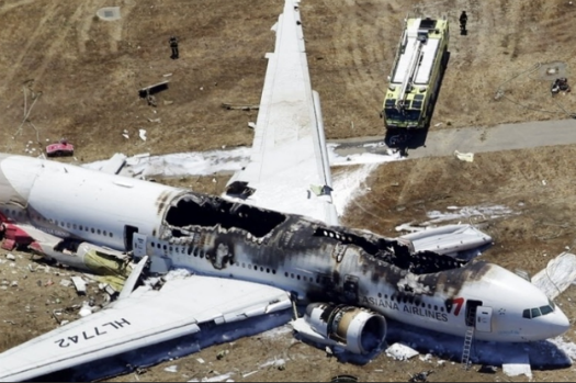 How Better Plane Design Is Making Crashes Less Deadly
