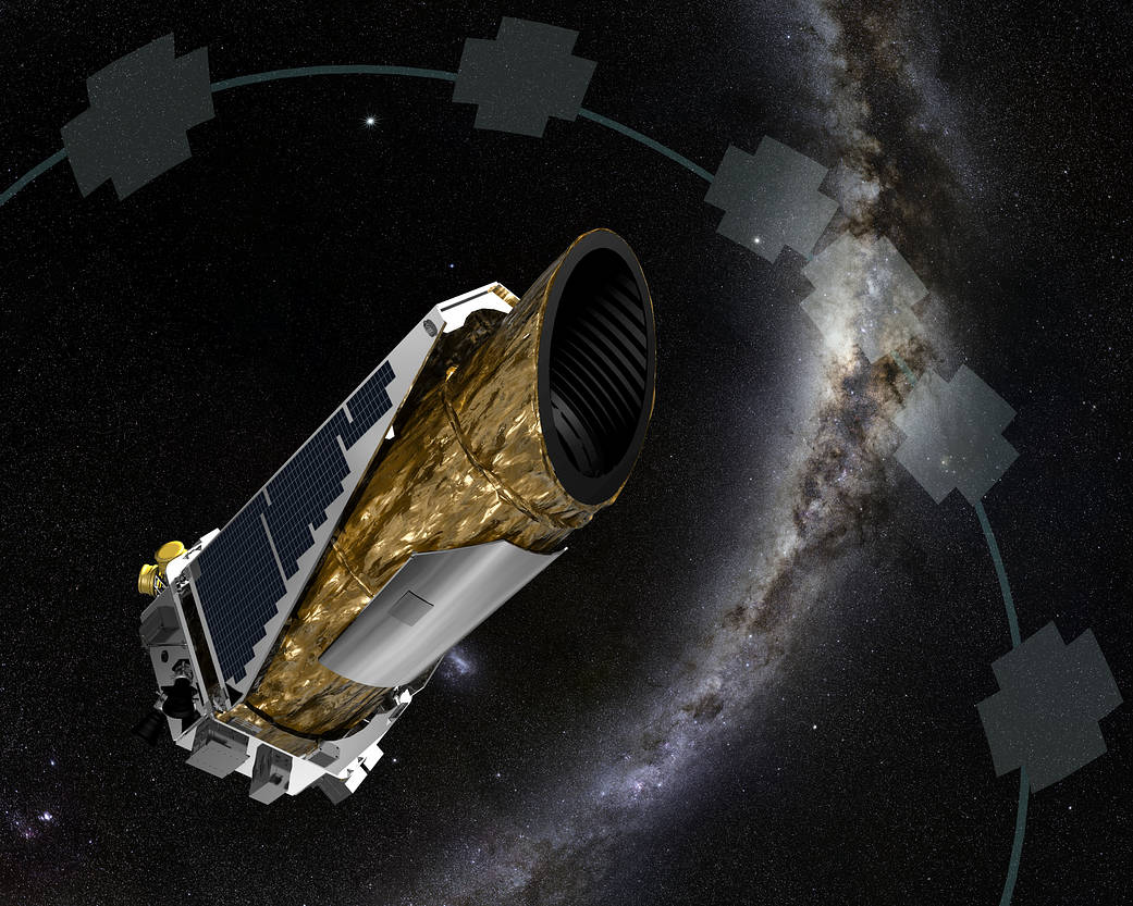 NASA's most prolific planet-hunting telescope is taking a nap