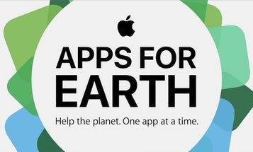 Tim Cook Announces Apple's Earth Day Effort: 'Apps For Earth'