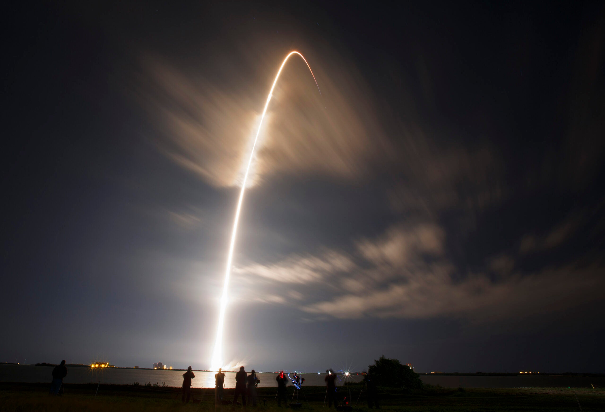 Elon Musk Wants To Build And Launch Satellites To Fund A Mars Colony