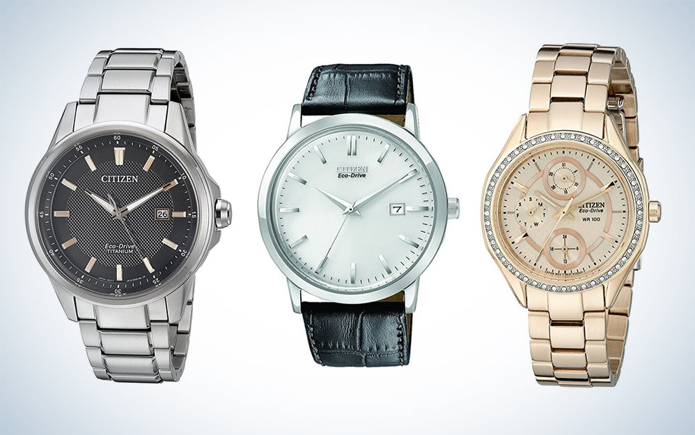 60 percent off Citizen watches and other good deals happening today
