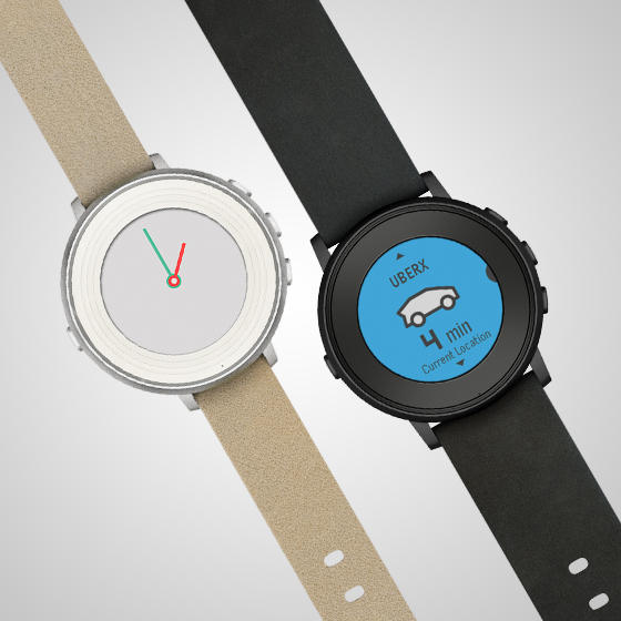 Pebble Is Releasing A Circular Smartwatch: 'Time Round' Arrives November