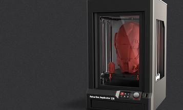 CES 2014: MakerBot Unveils Enormous 3-D Printer