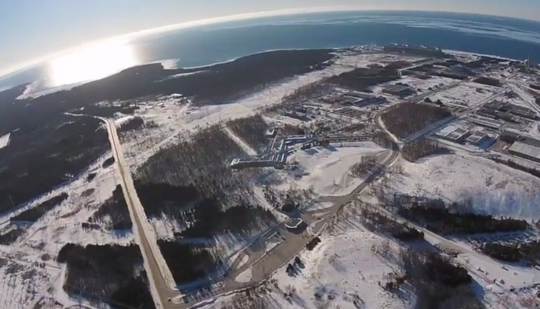 Take A Drone Tour Of Canada's Largest Nuclear Site [Video]