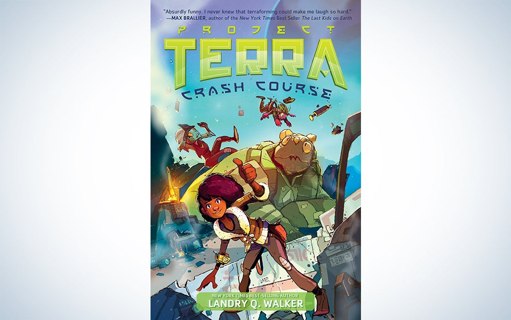project Terra cover