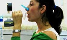 An Instant Breathalyzer Test for Lung Cancer