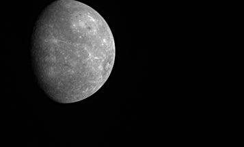 Messenger Returns to Mercury