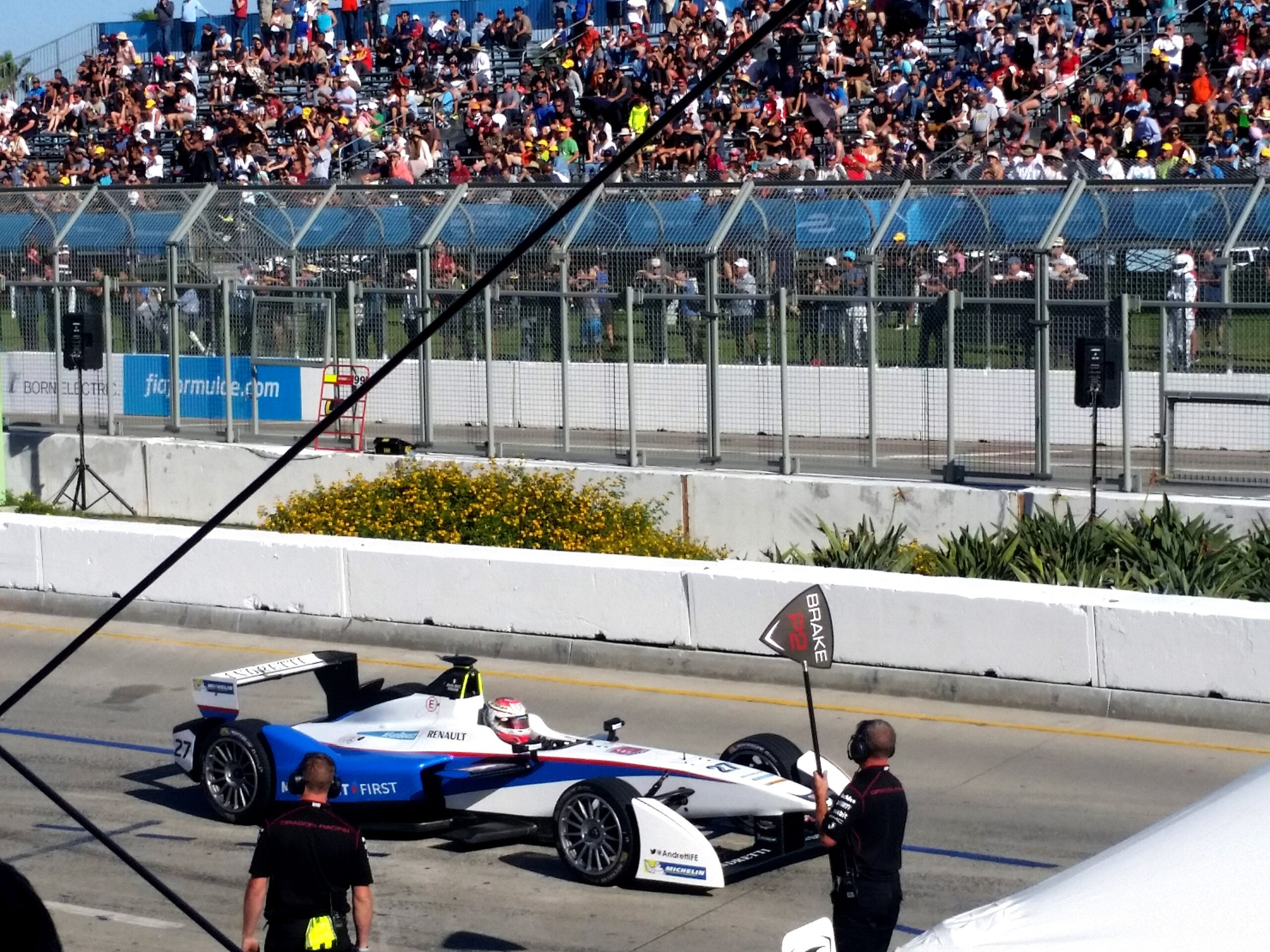 Who Are the Fans of Formula E?