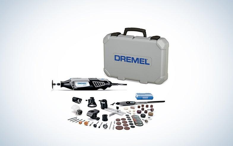 Dremel rotary power tool kit