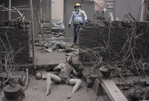 Volcanic Fury Overwhelms Indonesia