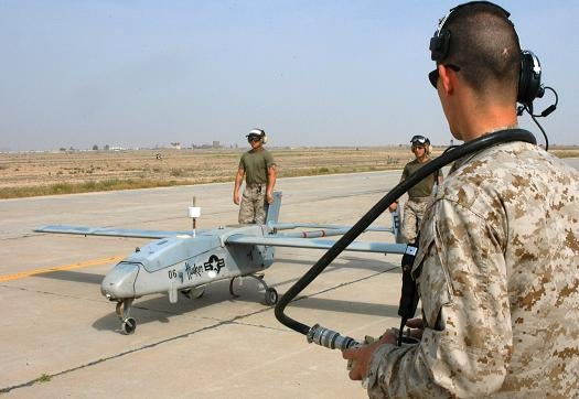 What The New Drone Medal Reveals About Mental Health In The Military