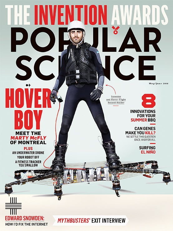 Popular Science+ For iPad Subscription Offer