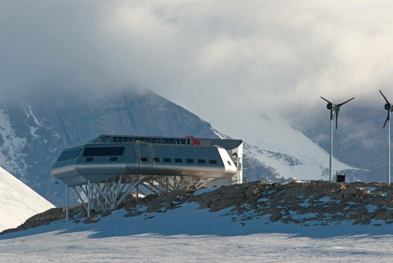 5 Amazing Antarctic Research Buildings
