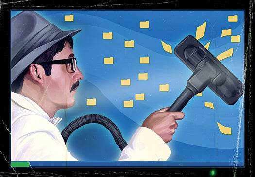 Ask a Geek: What's The Best Way To Clean Out My Hard Drive?