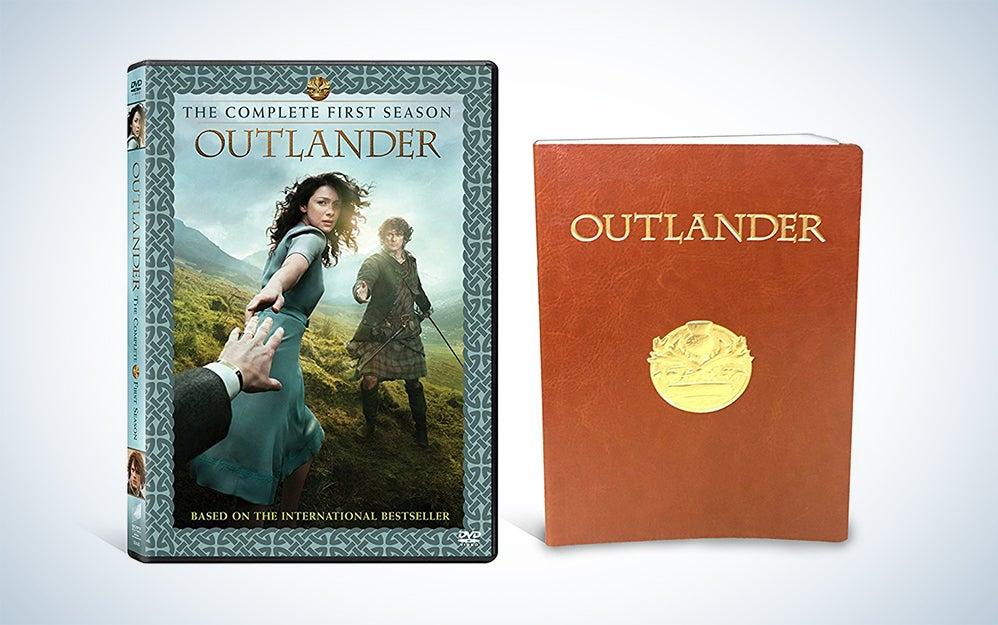 Outlander Season 1 DVD set