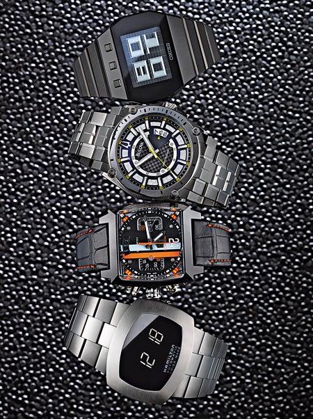 Classic Wristwatches Get a High-Tech Upgrade