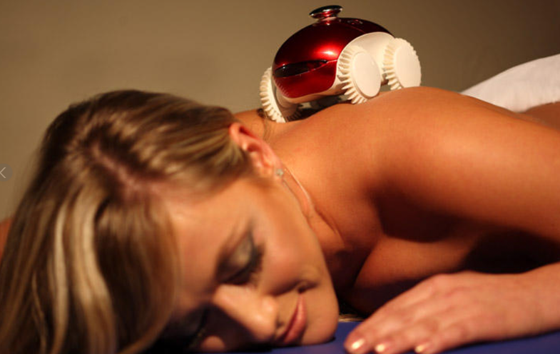 Video: Personal Massage 'Bot Drives Around Your Back For a Gentle Caress