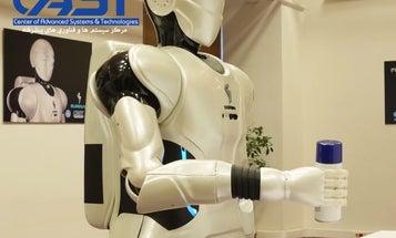 Iran Reveals Latest Humanoid Robot: 'Surena III'