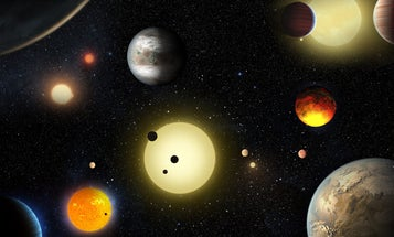 Kepler Just Dropped 1,284 New Planets Into Exoplanet Catalogues