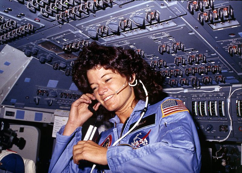 Sally Ride, America's First Female Astronaut, Has Died