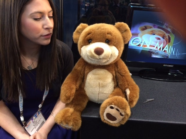 Chatty WikiBear is the Teddy Ruxpin of Your Dreams, Or Nightmares [Video]