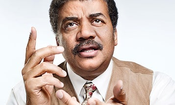 The Cosmos, Explained: Neil deGrasse Tyson On His New Series