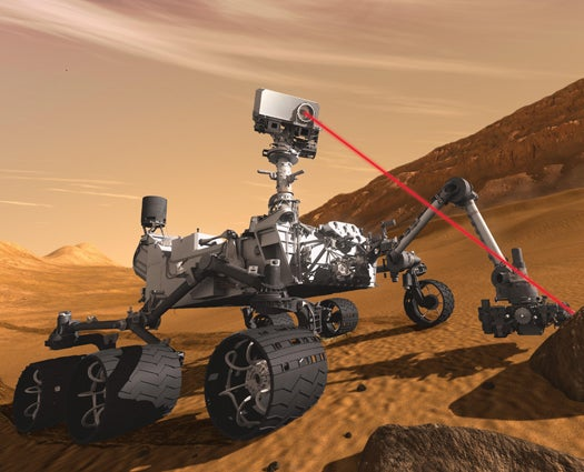 3 Ways To Go Along For The Ride With The Curiosity Rover