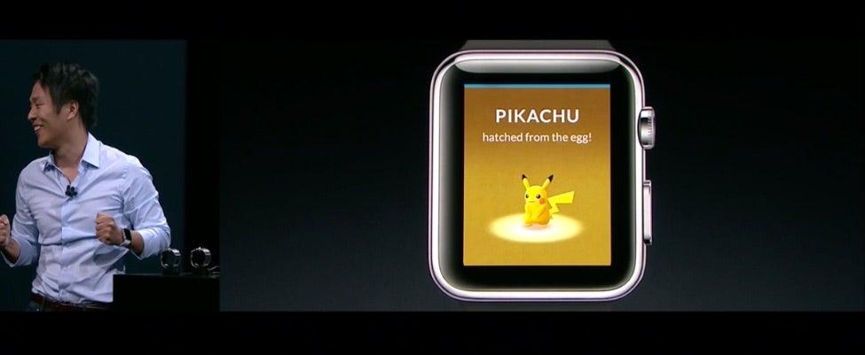 Apple Watch Series 2 Is 'Swim Proof'