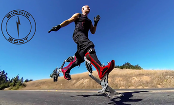 Video: Bionic Boots That Let You Run Up To 25 MPH