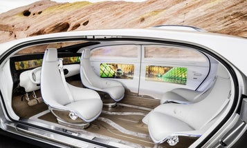 Should Elderly Drivers Be The Early Adopters Of Autonomous Cars?