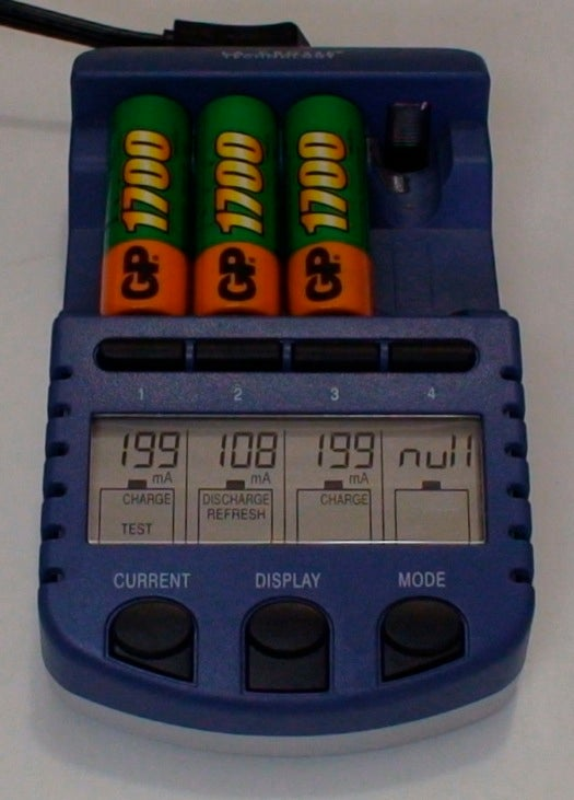 AA Batteries from GP Batteries